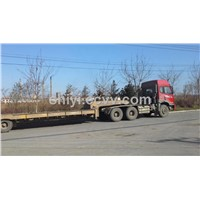 used trailer/ used trailer truck / used flatbed truck for sale