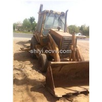 Used case 426 backhoe loader
