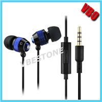 Deep Bass Metal Stereo Headset Headphone Earphone (10A21)