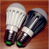 3W E27 LED Bulb,5year Warranty ,CE ROHS Approved