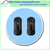 Beam Detector Indoor and Outdoor IR Beam Sensor Photoelectric Beams Active Infrared Fence Detector
