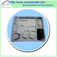 Wireless home security burglar alarm  system