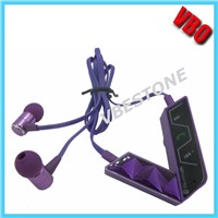 New Private Tooling Touch screen V4.0 sport bluetooth earphone headset