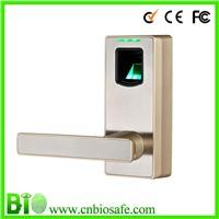 China Supplier Biometric Fingerprint Cheap Door Locks With Handle(HF-LA100P)