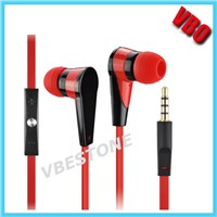 Novel earphone with mic for mobile phone