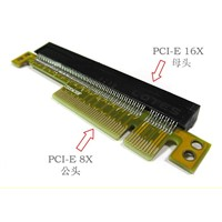 PCIE 8X TO 16X Extender