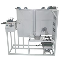 PV Ribbon Automatic  Tining&cutting machine