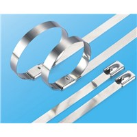 2014 Stainless Steel Cable Ties,cable band hotsale in Russia market
