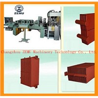 Oil Cooling Radiator for Transformer Production Line