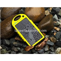 Waterproof solar charger LW-T011