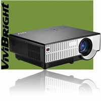 Amazing low price projector led lamp,HDMI,TV Tuner,all in one 1024x768p 2500 lumens support wifi