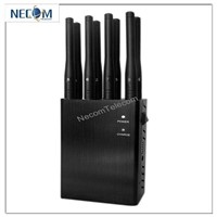 CPJP8 Portable Eight Antenna for all Signal Jammer system