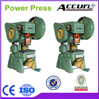 J23 series eccentric mechanical punching machine