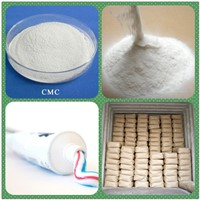 Sodium Carboxymethyl Cellulose Toothpaste Grade cmc