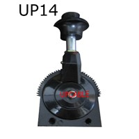 UP14 mechanical throttle control lever, automotive control lever