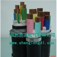 low smoke zero halogen PE fire-resistant control cable
