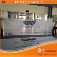outdoor mesh banner digital printing for advertising