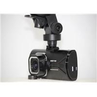 2.7'' LCD Car Digital Video Camera for Safety Driving Novatek 96650 AR0330 Imaging Sensor