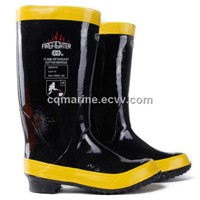 Fire Boots for fire fighting
