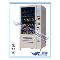 Hot Sale!!! Combo and Snack Vending Machine