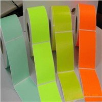 best-selling lucky sticker paper rolls scrapbook sticker adhesive mirror self-adhesive flock paper