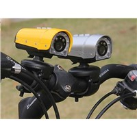 1080P Laser DV Camera Camera Sports Waterproof  Bike Camera