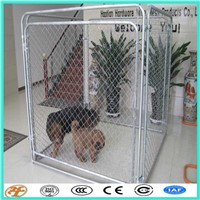 5'x10'x6' chain link dog kennel (6panels)