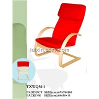 Bent Wood Chair/Wooden Chair