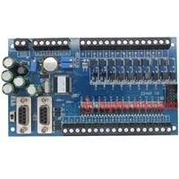 PLC 14 input 10 port Transistor output CPU224XP Support original expansion module analog 2AD1DA