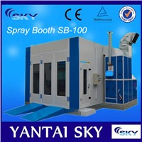 SB-100 Spray painting booth/paint oven