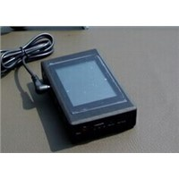 portable adjustable mini dvr recorder 2.5inch LCD screen