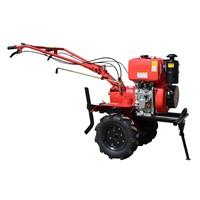 420 diesel engine mini-tiller, power weeder, cultivator