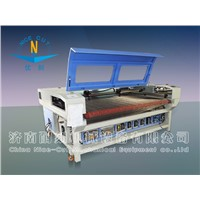 NC-F1810 carpet cutting machine fabric laser cutting machine