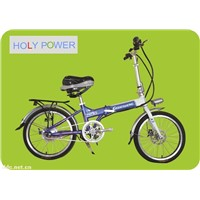 GDS-FB02 Electric Folding Bicycle