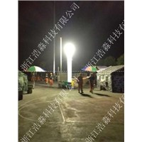prism balloon inflatable light tower
