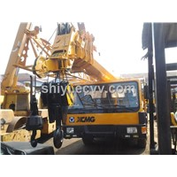 Used XCMG Mobile Crane QY25K for Sale