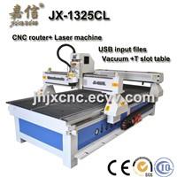 CNC and Laser Cutting  Machine JX-1325CL