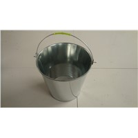 Steel bucket, galvanized steel bucket, water bucket, steel pail, water pail
