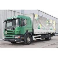 pvc truck cover,coated tarpaulin fabric