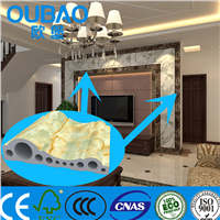 China supplier composite building materials artificial marble decorative plastic stone