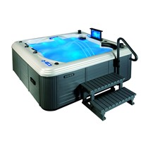 European new design hot sell spa for 5 persons