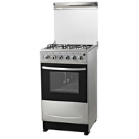 Gas Cooker with Oven Free Standing