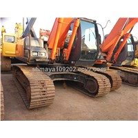 Used Hitachi ZX200-3G excavator