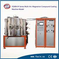 Tableware Vacuum Gold Plating Machine