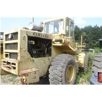 Used Kawasaki 70B Wheel loader