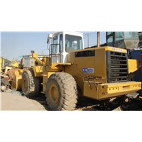 Used Kawasaki 90Z-3 wheel loader