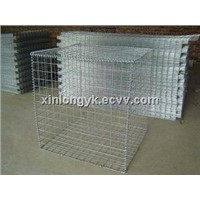 galvanized gabion box wire fencing for sale