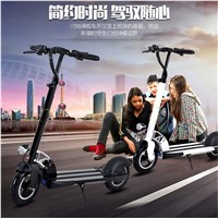 Aluminum Electric Scooter/Alloy Electric Mini Scooter with 36v,10.5AH/Patgear Scooter