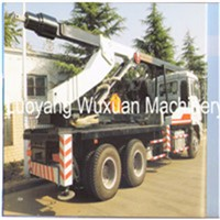 Truck mounted movable Rotary piling Rig