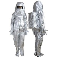 Fireman Protective Suit/fire insulated suits